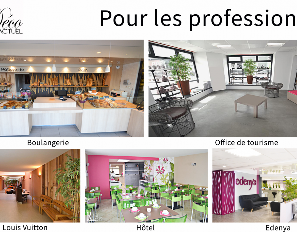 professionnels projets
